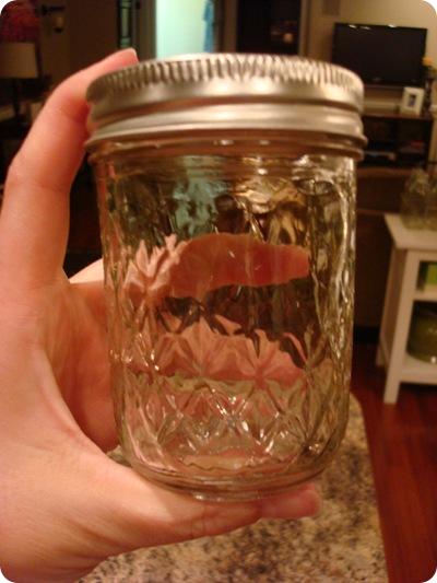 small jelly jars for freezer jam